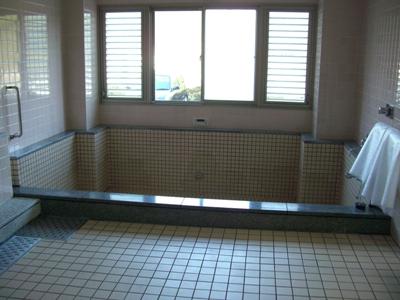 某宿舎浴室 風呂蓋