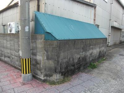 某コンクリートブロック塀改修