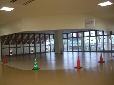 TIARA の2階空き店舗