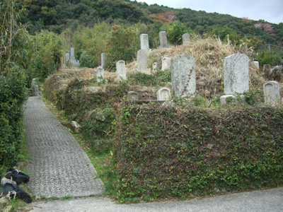 某墓地計画図