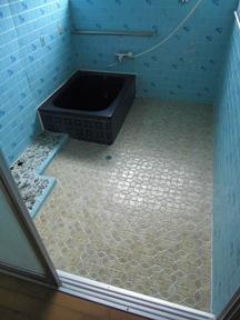 某社宅浴室リフォーム~完了