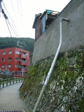 M山邸倉庫修繕工事