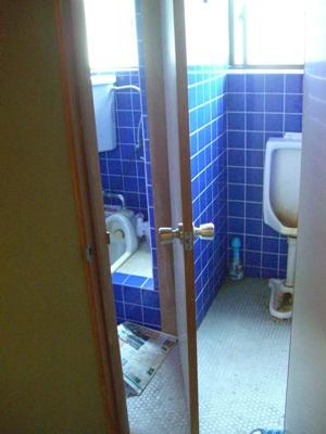 N山邸トイレ改修工事
