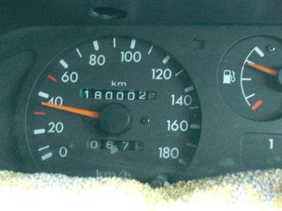 180000キロ