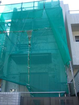 H間邸外壁改修工事