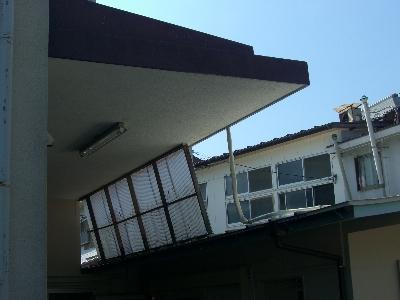 某施設 屋根・壁工事