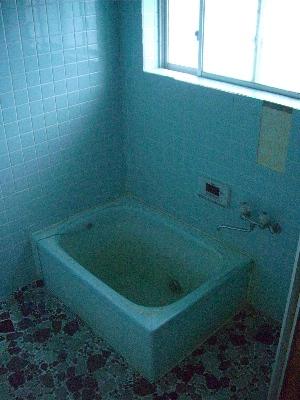 T邸浴室リフォーム~工事着手