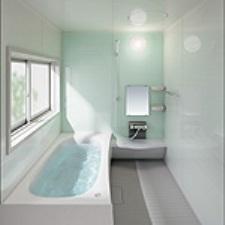 某社宅浴室リフォーム~システムバス組立