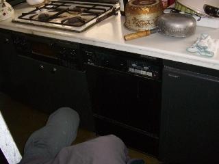 S田邸 食洗機取り替え