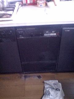 S田邸 食器洗い乾燥機