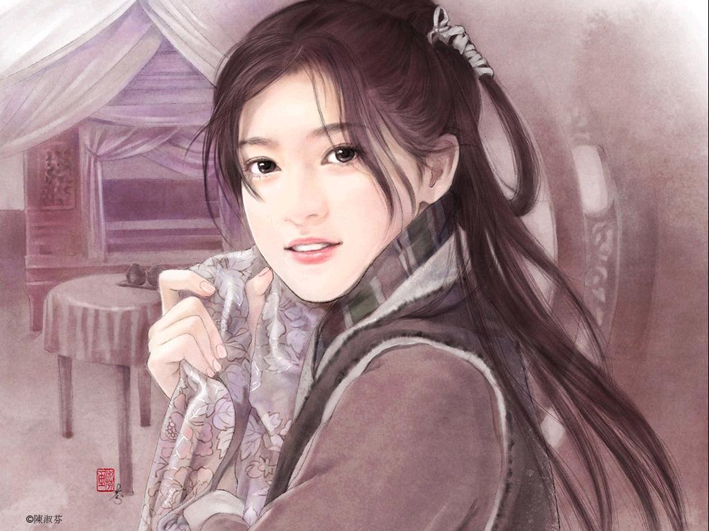 孔明妻の壁紙紹介 |癒し 陳淑芬 ...